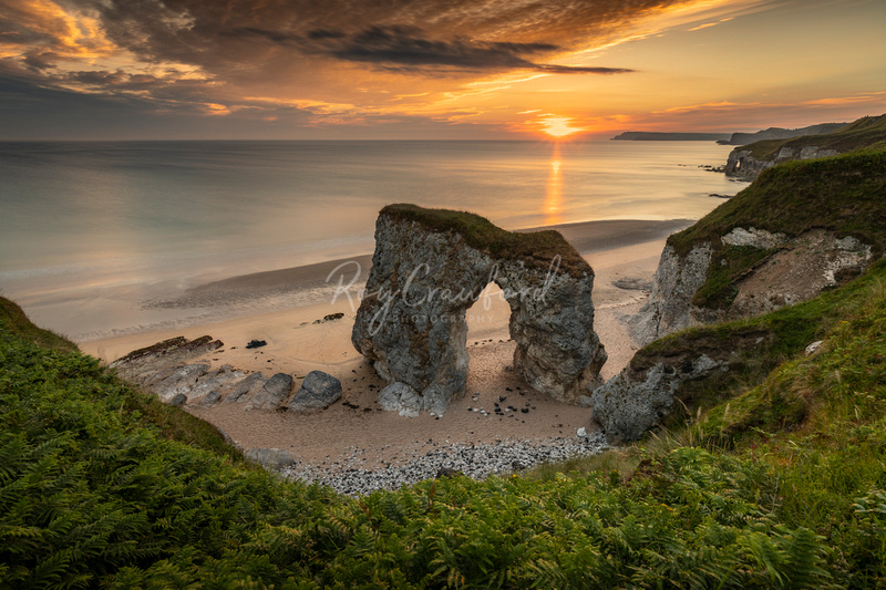 whiterocks Beach Sunrise