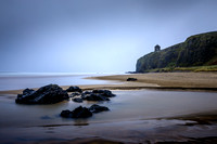 Mussenden Temple and the Rocks Co.Antrim